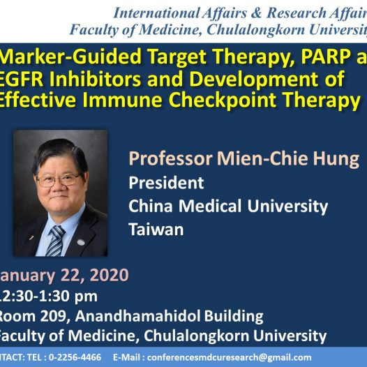 Marker-Guided Target Therapy, PARP and EGFR Inhibitorsand Development of Effective Immune Checkpoint Therapy